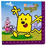 16 Wubbzy Lunch Napkins