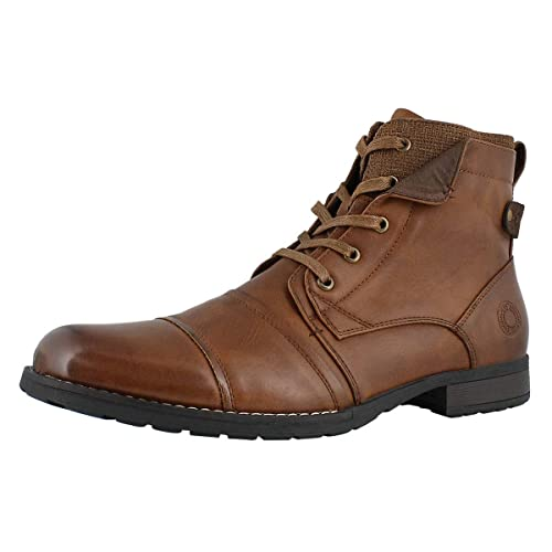 805d9c615 SoftMoc B&B Men's Baker Lace Up Ankle Boot: Amazon.ca: Shoes & Handbags