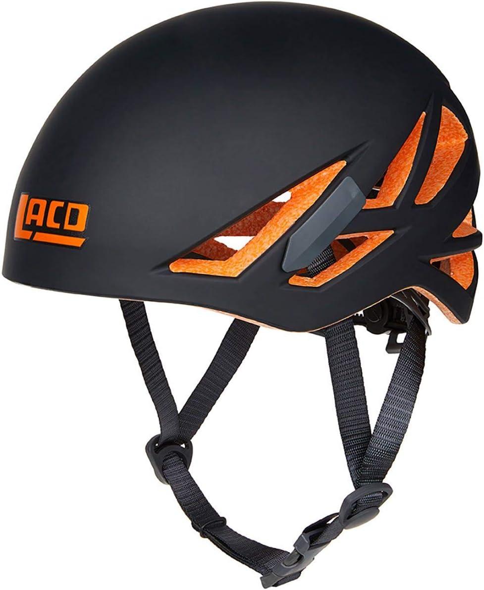 LACD Defender RX - Casco de Escalada, Color Negro ...
