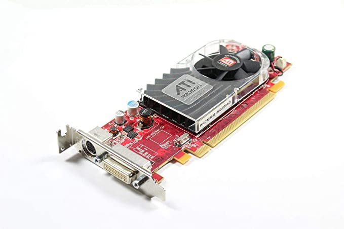 Amazon.com: Dell ATI Radeon Hd 3450 Dms-59 256mb Y103d Pcie X16 S-video Graphics Card B629: Computers & Accessories