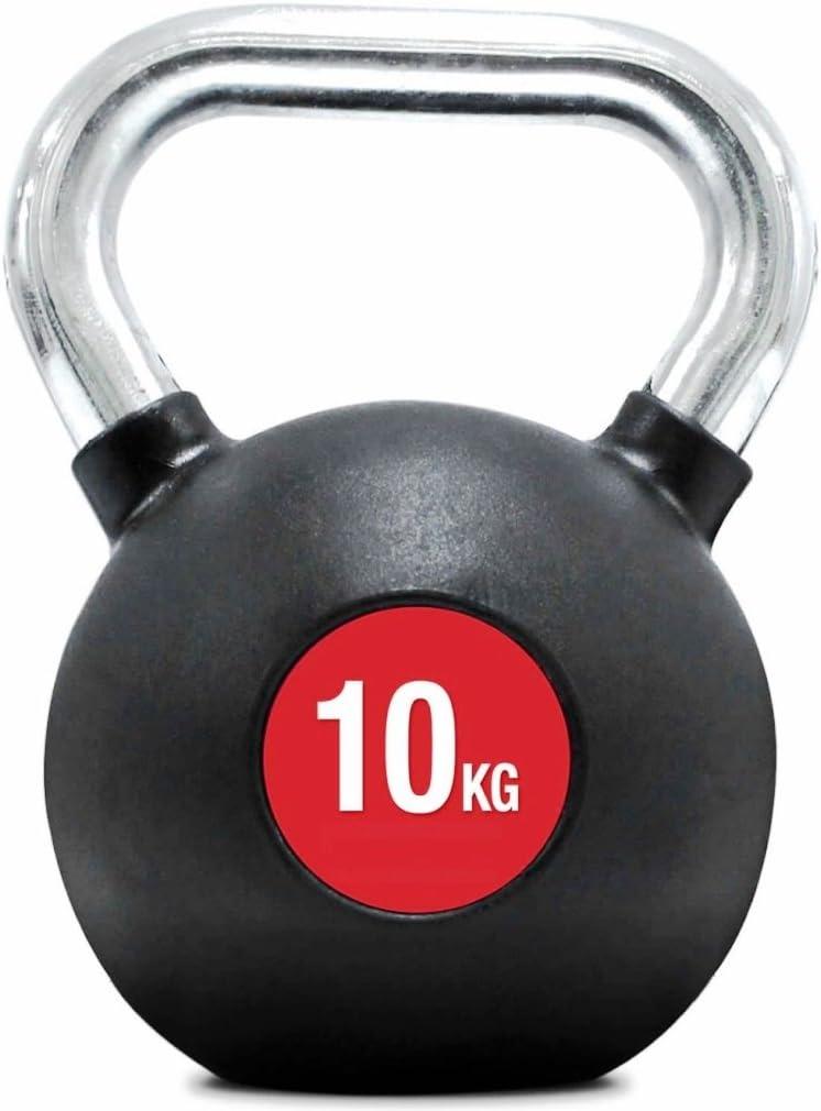Kemket - Pesa rusa, de 4 a 24 kg, 10 Kgs: Amazon.es: Deportes y aire libre