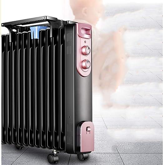 DW&HX Radiador de Aceite, Electrico Portátil Protección contra el ...