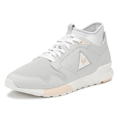 3efef4e0 Amazon.com | Le Coq Sportif Mens Galet Grey Omicron Sport Sneakers ...