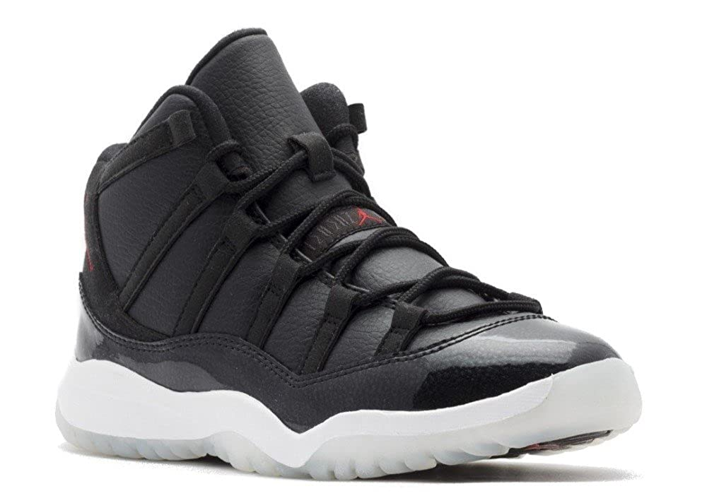 promo code 823a2 93d60 Jordan Nike Air 11 Retro 72-10 (PS) Boys' Basketball Shoes 378039-002