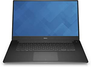 Dell Precision M5510 WorkStation, 15.6inch UHD IGZO Touchscreen, Intel Core i7-6820HQ, 16 GB DDR4, 512 GB SATA SSD, NVIDIA Quadro M1000M, Windows 10 Pro (Renewed)