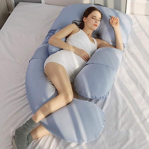 Lili Almohada para el Embarazo en Forma de U Almohada para ...