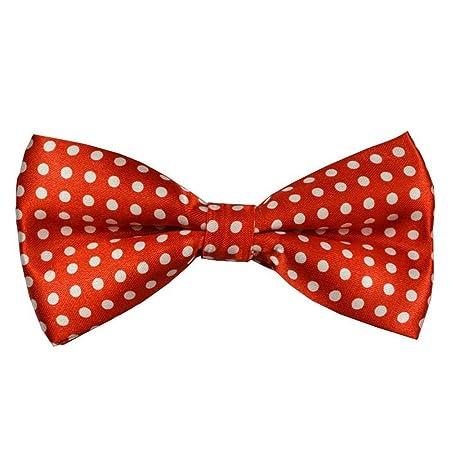 Cdet Lazo Dots Pattern Bowtie Corbata Lazo para los Hombres de los ...