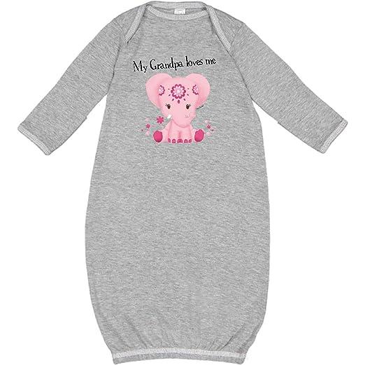 inktastic My Grandpa Loves Me Girls Toddler T-Shirt