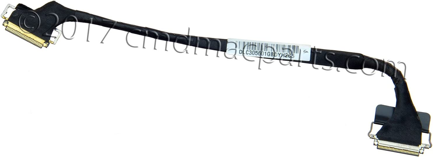 """Odyson - LCD Display LVDS Cable Replacement for MacBook Pro 13"""" Unibody A1278 (Mid 2012)"""