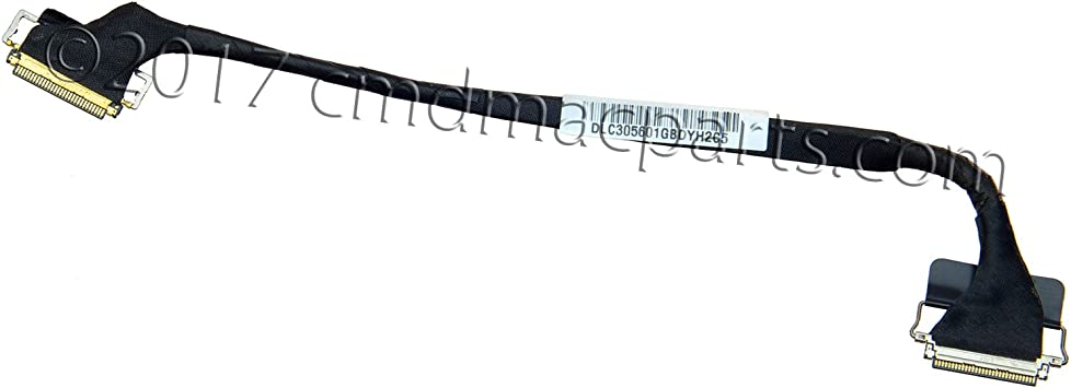 "JANRI LCD Display Screen Ribbon Cable for MacBook Pro A1286 15/"" 2008 2009 2010 2011"
