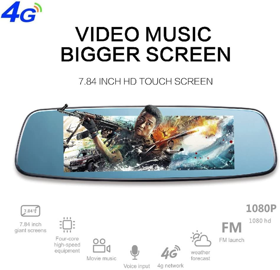 Yanda 4g Smart Auto Dvr Rückspiegel Dash Cam Auto Elektronik