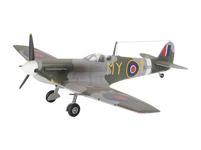 Revell Echelle 1:72 64164 Mod/èle Spitfire Mk.V Maquette