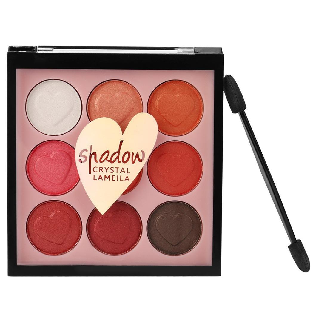 Amazon.com: ShiTou Eye Shadows, Eyeshadow Diamond Shadow ...