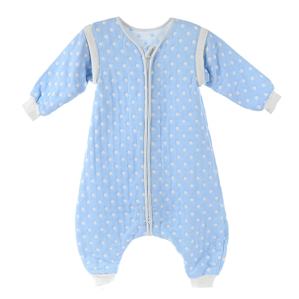 Xinvision Thicker Cotton Jumpsuit Anti-Kick Baby Sleeping Bag Detachable Sleeve Sleepwear Ltd.