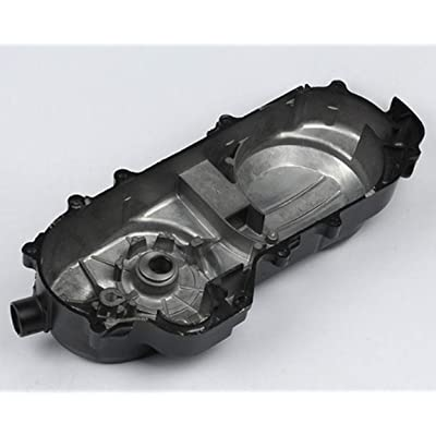 scooter Belt Cover Left Side Short Crankcase for 139QMB & 1P39QMB GY6 50CC Chinese: Sports & Outdoors
