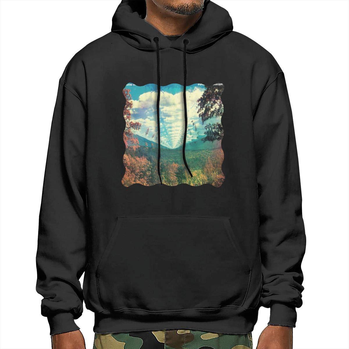 Opanjyajk Tame Impala InnerSpeaker Mens Pullover Hooded Sweatshirt