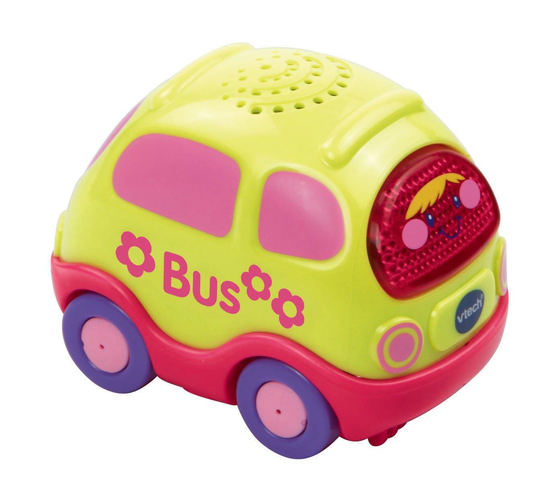 Vtech Baby Tut Tut Flitzer Bus pink - VTech Baby Parkgarage Mädchen
