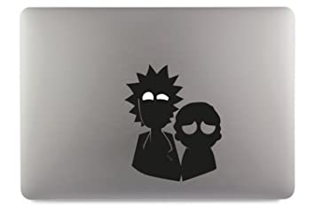 Rick And Morty 2 Apple Macbook Air Pro Aufkleber Skin Decal Sticker Vinyl 11