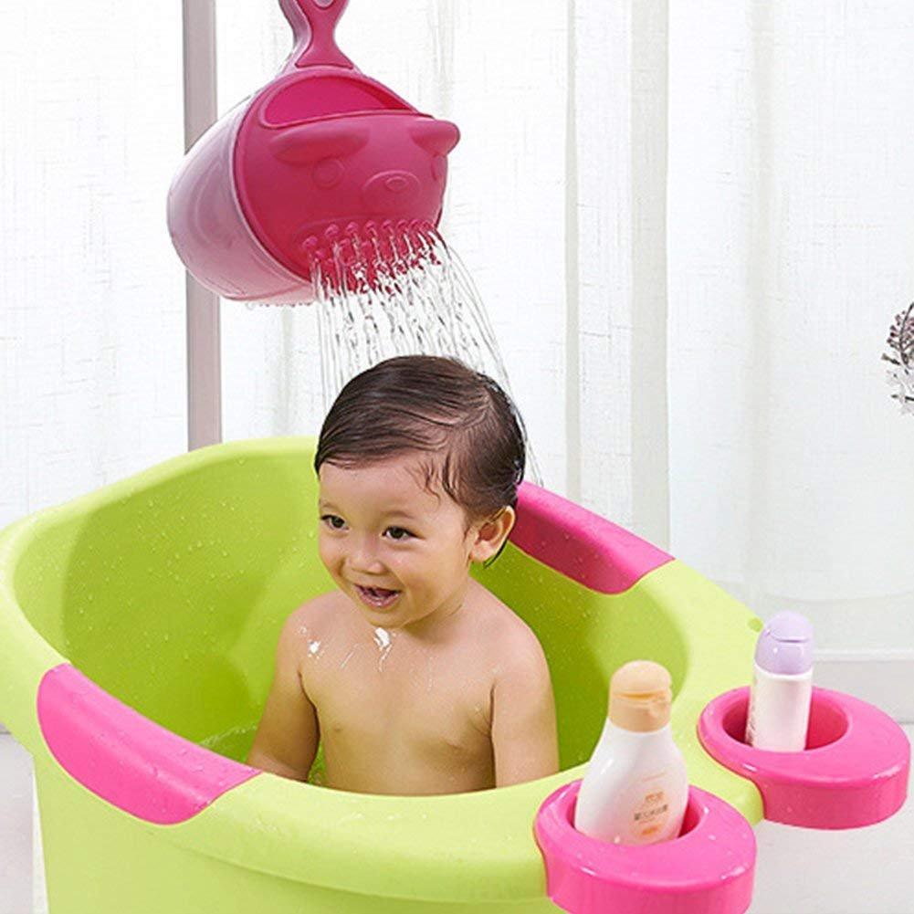 Baby Cup Shower Water Scoop Bath Tumbler