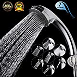 Shower Head Handheld Shower Head Shower Head with Hose High Pressure 7 Spray Settings Massage Spa Detachable for The Ultimate Shower Experience Handheld Shower Head with Hose Powerful Shower Spray