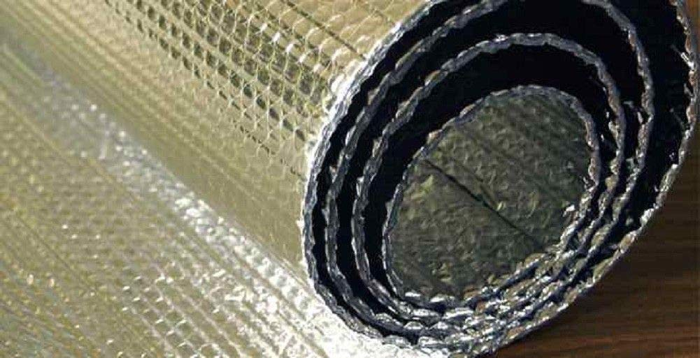 Aes Industries 4 X 5 Reflective Bubble Foil Insulation For Car Van Truck Rv Suv Windshield Buy Online In Bahrain Aes Industries Products In Bahrain See Prices Reviews And