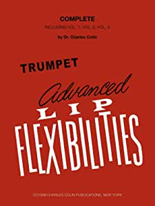 Charles Colin Advanced Lip Flexibilities Complete for Trumpet