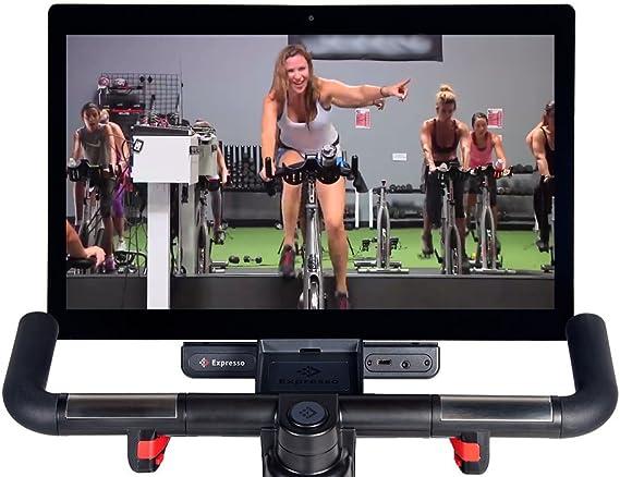 EXPRESSO Go Bicicleta estática Vertical: Amazon.es: Deportes y ...