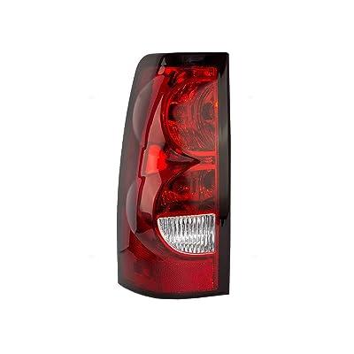 Eagle Eyes GM277-B100L Tail Light: Automotive