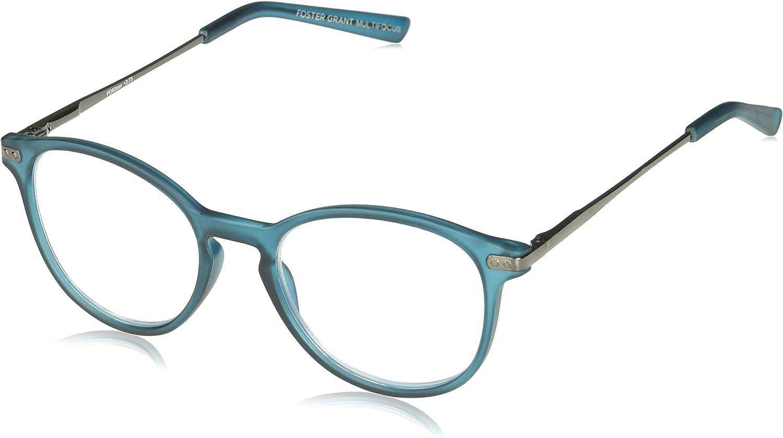 Foster Grant McKay Multifocus Round Reading Glasses