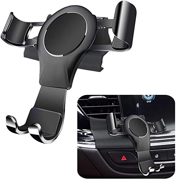 LUNQIN Car Phone Holder for Toyota Collora 2020 Auto Accessories Navigation Bracket Interior Decoration Mobile Cell Phone Mount