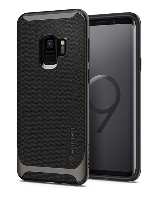 2 opinioni per Spigen Neo Hybrid 592CS22856, Custodia per Samsung Galaxy S9 Flessibile con