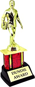 Dundie Award Trophy For The Office. Office Trophy. Dunder Mifflin Awards