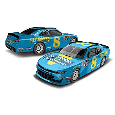 Lionel Racing Dale Earnhardt Jr. No. 8 Hellmann's Darlington 2020 Camaro NASCAR Diecast 1:64 Scale: Toys & Games