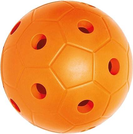 Pelota con cascabeles Goalball diámetro 23 cm: Amazon.es: Oficina ...