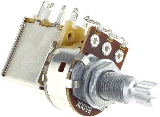 Emma B500 K Push Pull potenciómetro Control de Volumen Audio Tono ...