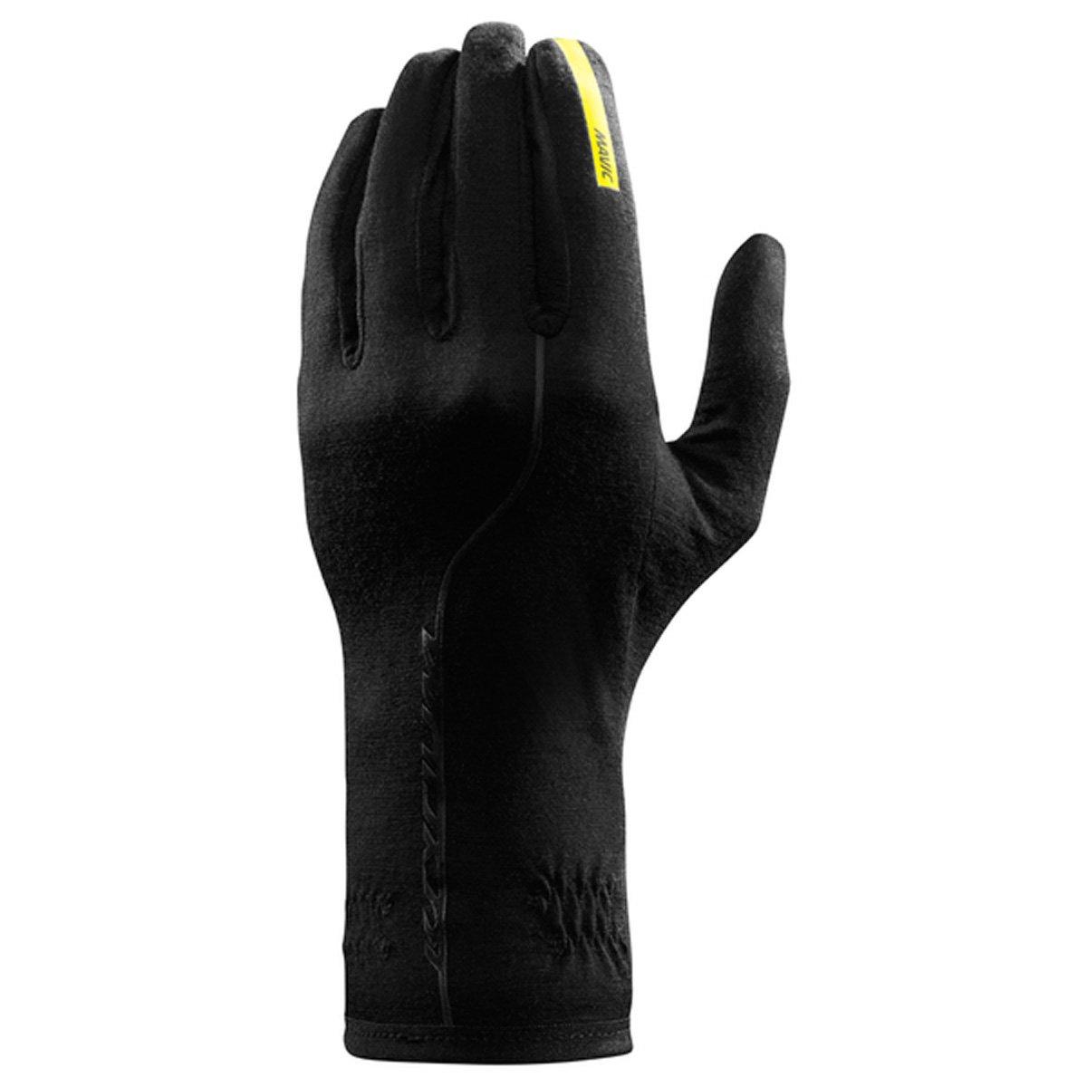 Mavic Ksyrium Merino Glove 3L ブラック B01DYETW1G