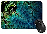MSD Large Mouse Pad XL Extended Non-Slip Rubber Extra Large Desk Mat IMAGE ID: 28849136 Computer generated fractal artwork for design art and entertainment