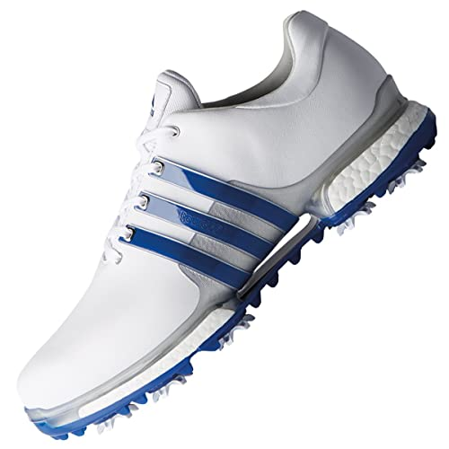 adidas Men s s Tour 360 Boost 2.0 Golf Shoes White  Amazon.co.uk  Shoes    Bags 056b7ee1ee2
