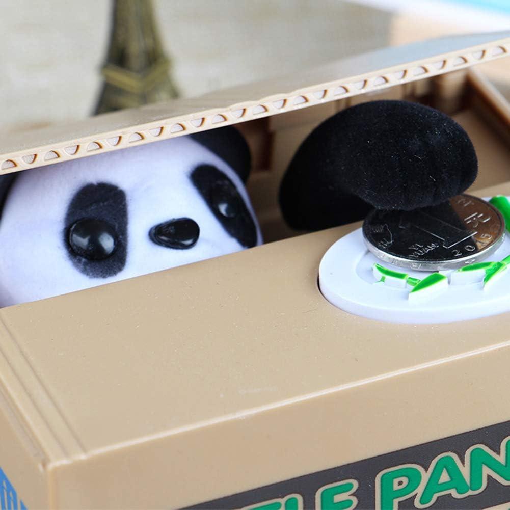 LGLE Tirelire Electronique Panda Mignon Voler des Pi/èCes Chat Tirelire /éConomiser De largent Collecter De largent Tirelire Cadeaux pour Enfants Enfants Cadeaux Panda