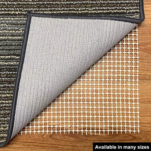 Aurrako Non Slip Rug Pads 2x8 Ft for Hardwood Floors,Rug Gripper for Carpeted Vinyl Tile Floors with Area Rugs,Runner Anti Slip Non Skid