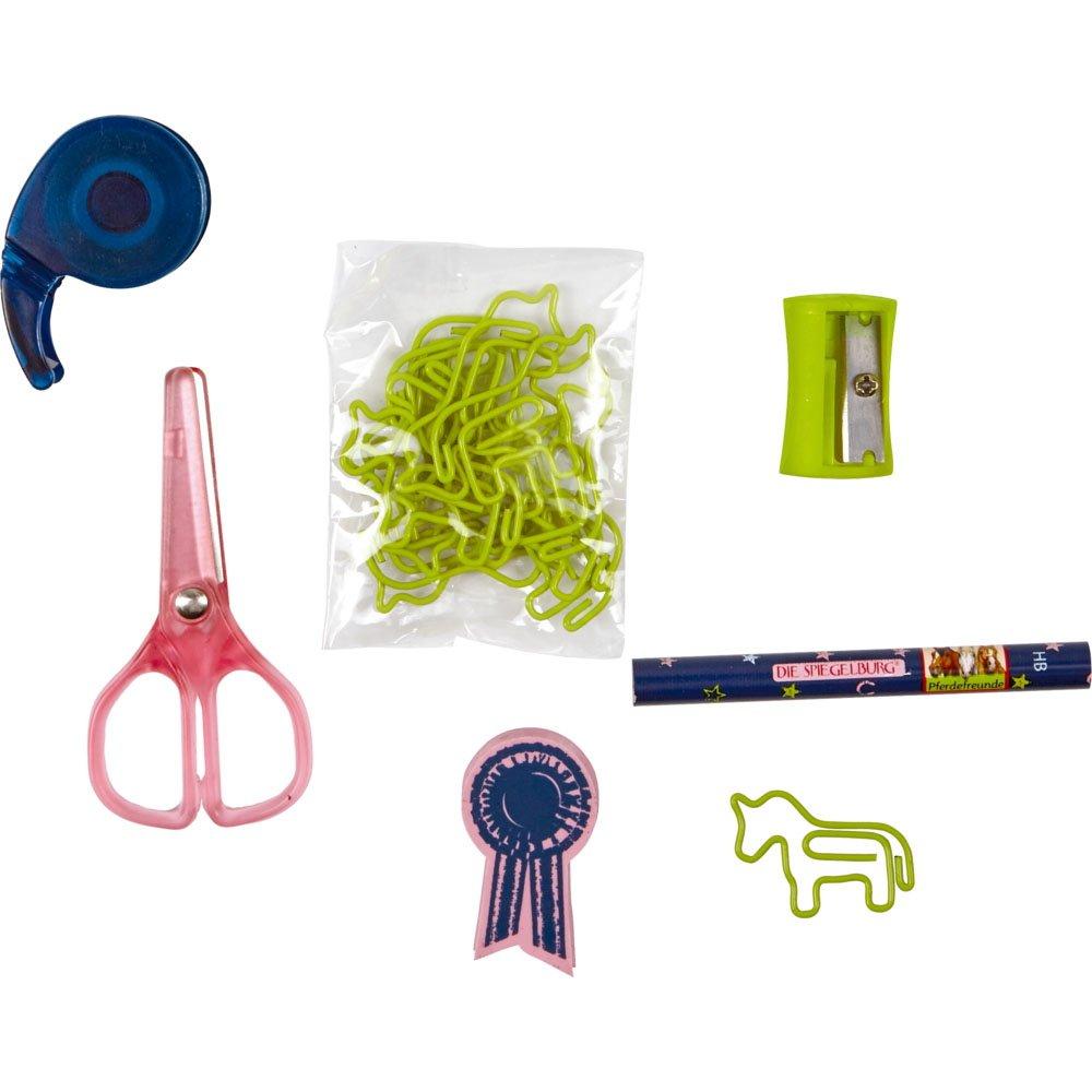 Spiegelburg accessori per la scuola Blu Edition