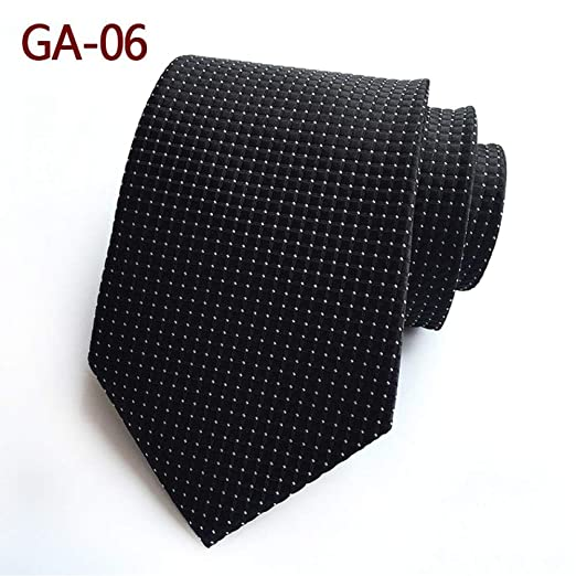 NA Corbata de Seda de Moda para Hombre, Corbata de Lazo de 8 cm ...