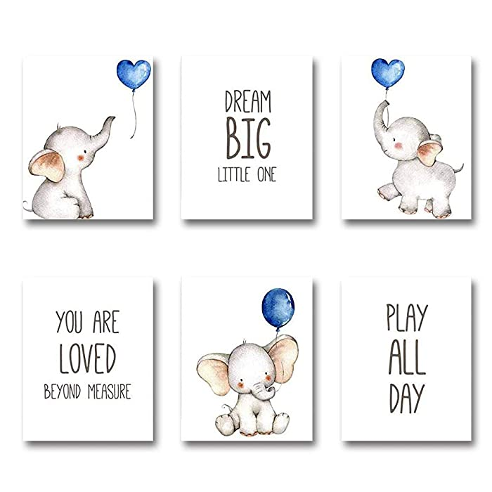 Los 10 Baby Boy Wall Decor