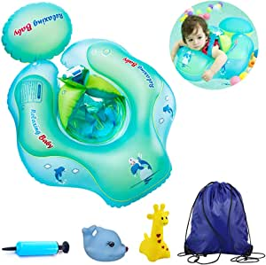 show original title Details about  /Joylink Lifesaver Newborn Baby Donut Ring Swimming Inflatable for B....
