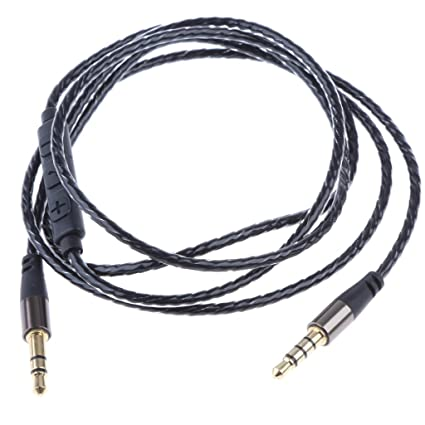 MonkeyJack Aux Cable Audio Cord - 3.5mm Auxiliary Headphone Cable for Car Stereos, Apple