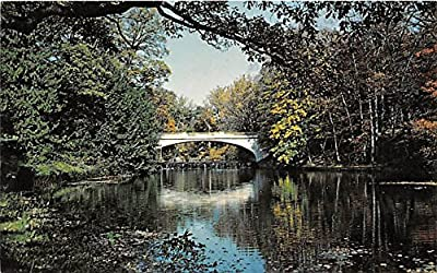 Hyde Park, New York Postcard