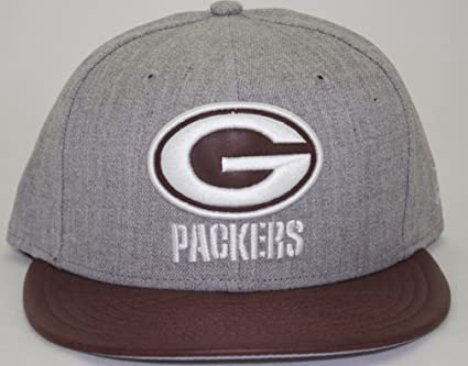 941c25d59d2 Image Unavailable. Image not available for. Color  new era snap back Team  embosser Green Bay Packers cap hat