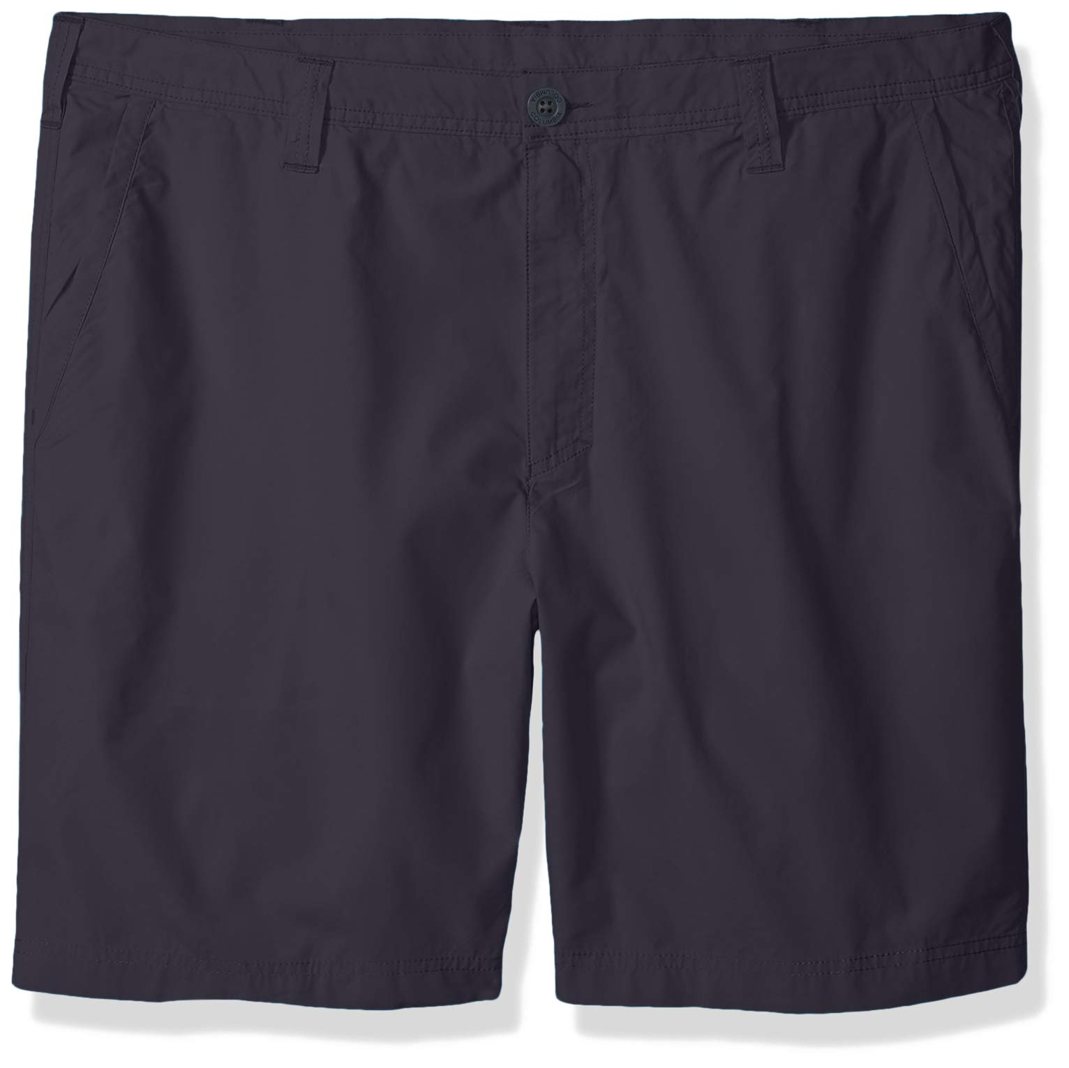 Columbia Big and Tall Men's Washed Out Chino Short, India Ink, 52x8