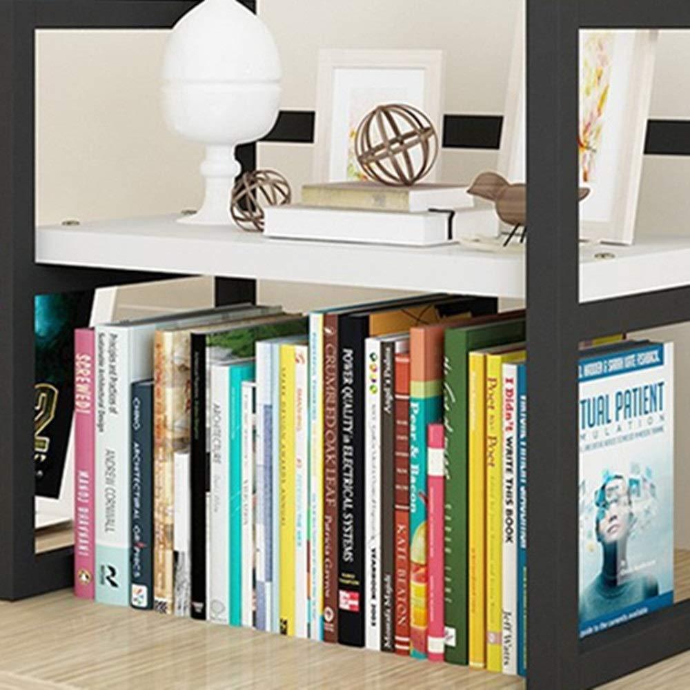 Estante para libros Estantería pequeña Estantería de mesa para ...