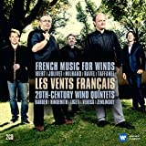 Les Vents Francaise - French Music for Winds